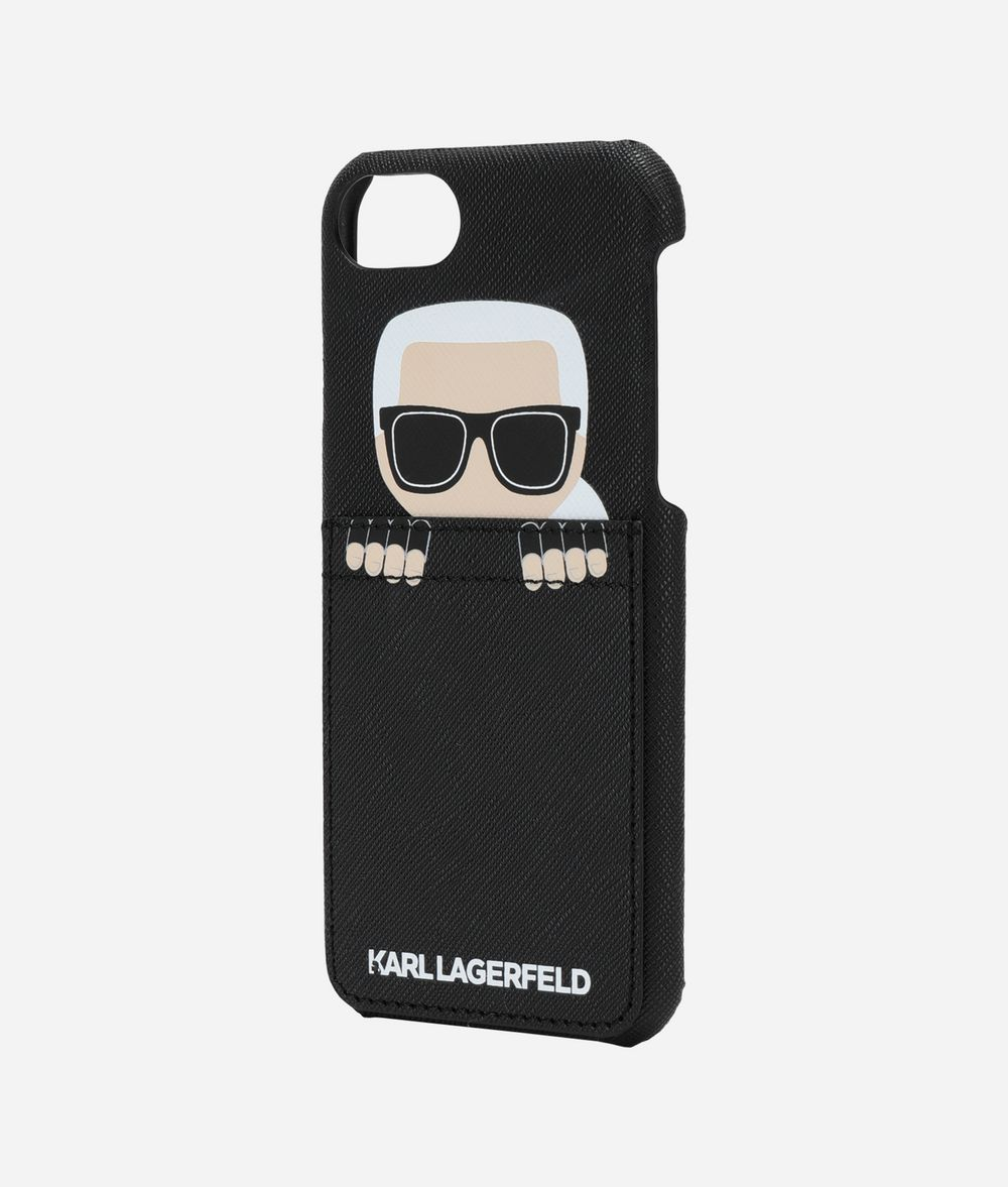 KARL LAGERFELD SNEAKY KARL IPHONE 8 CASE iPad/iPhone Case E r