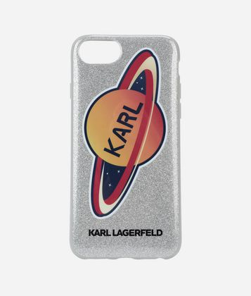 KARL LAGERFELD KARL PLANET IPHONE 8 CASE