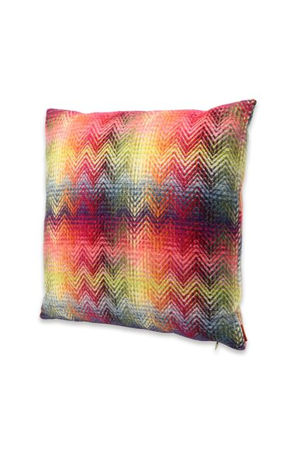 MISSONI HOME MONTGOMERY CUSHION Garnet E - Back