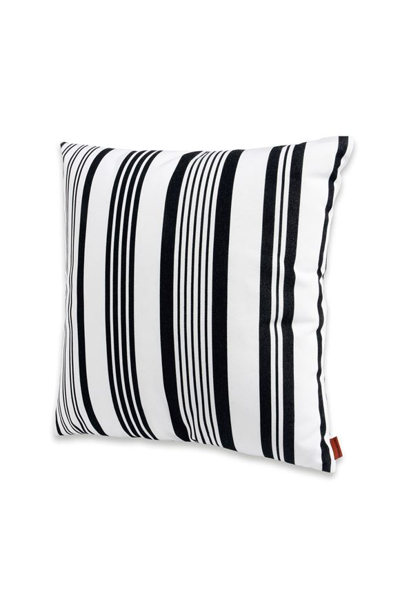 MISSONI HOME RAINBOW CUSCINO Bianco E
