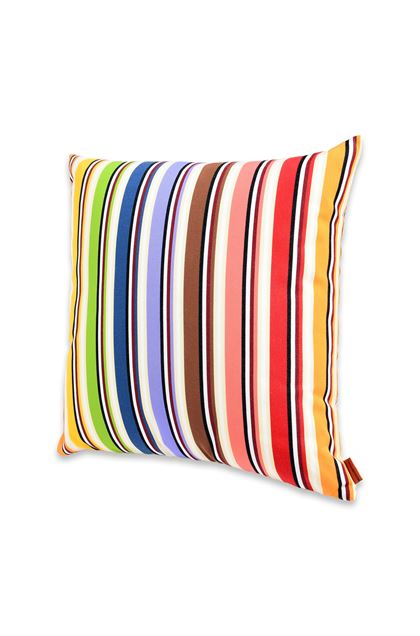 MISSONI HOME RAINBOW CUSHION Beige E - Back