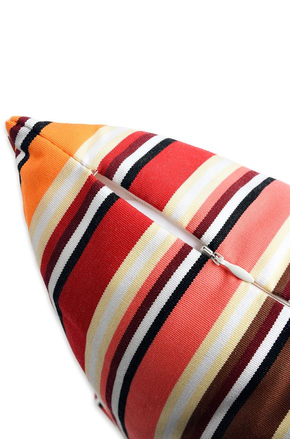 MISSONI HOME RAINBOW CUSCINO E, Vista laterale