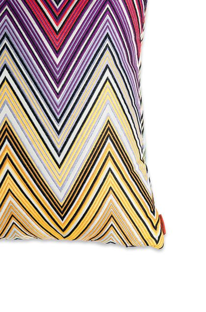 MISSONI HOME KEW ПОДУШКА Жёлтый E - Передняя сторона