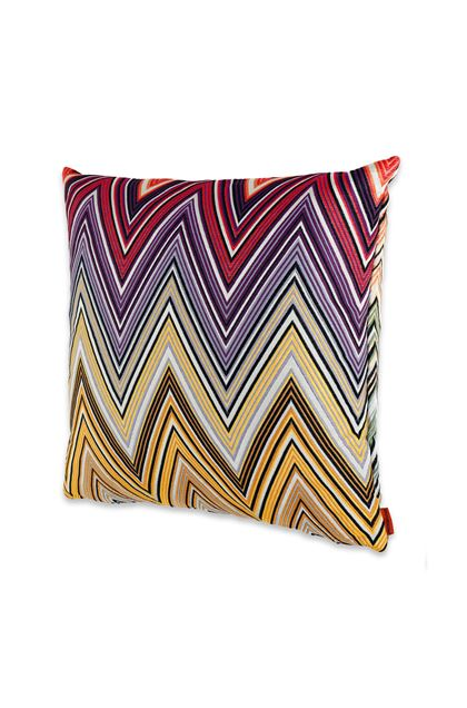 MISSONI HOME KEW CUSHION Yellow E - Back