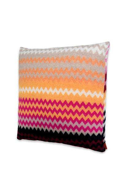 MISSONI HOME HUMBERT CUSHION Garnet E - Back