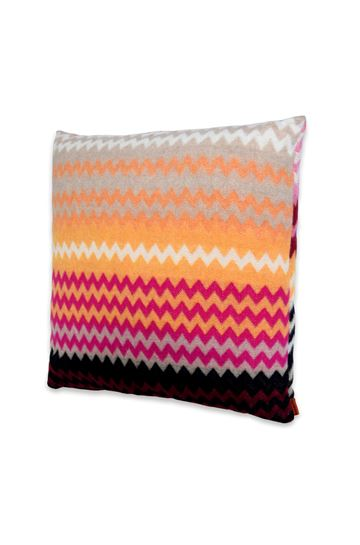MISSONI HOME 16x16 in. Decorative cushion E WHITAKER CUSHION m