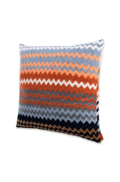 MISSONI HOME HUMBERT CUSHION Brown E - Back