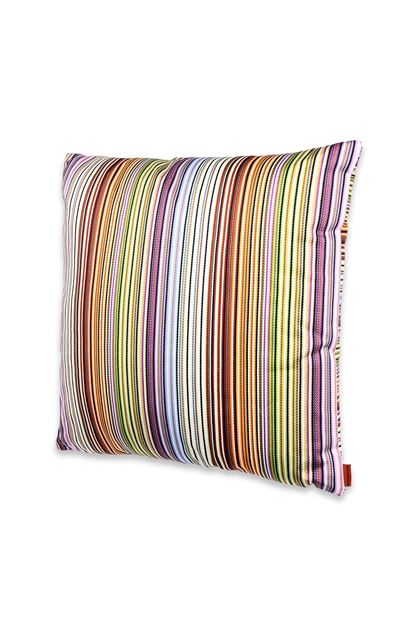 MISSONI HOME JENKINS CUSHION Light green E - Back