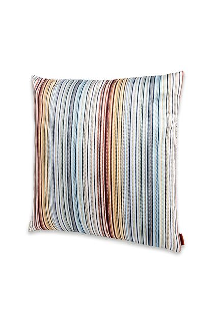 MISSONI HOME JENKINS CUSHION Sky blue E - Back