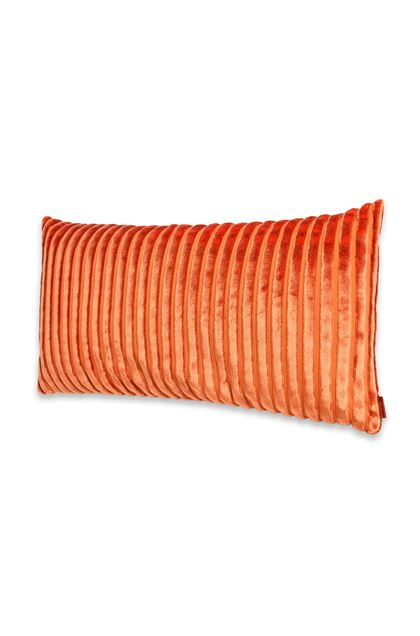 MISSONI HOME COOMBA CUSHION Orange E - Back
