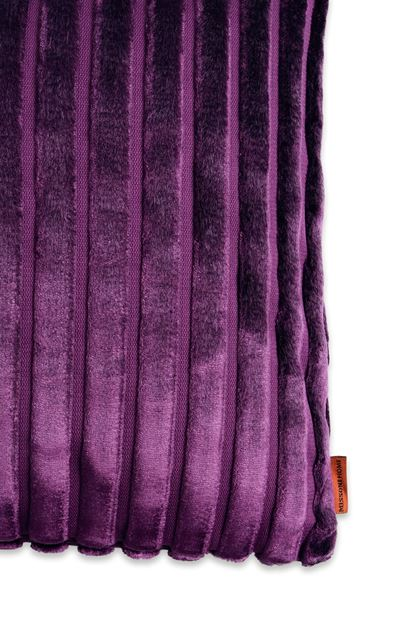 MISSONI HOME COOMBA CUSHION Purple E - Front