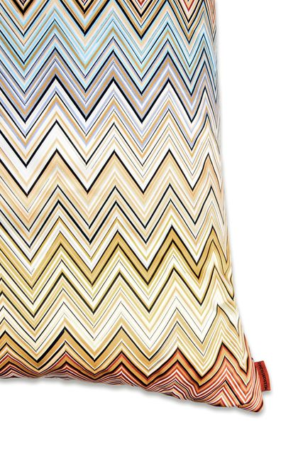 MISSONI HOME JARRIS CUSHION Beige E - Front