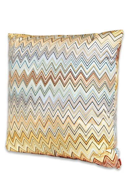 MISSONI HOME JARRIS CUSHION Beige E - Back