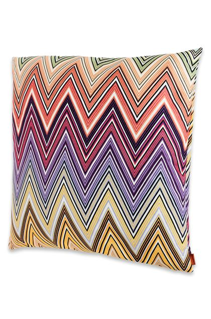 MISSONI HOME KEW CUSHION Light green E - Back