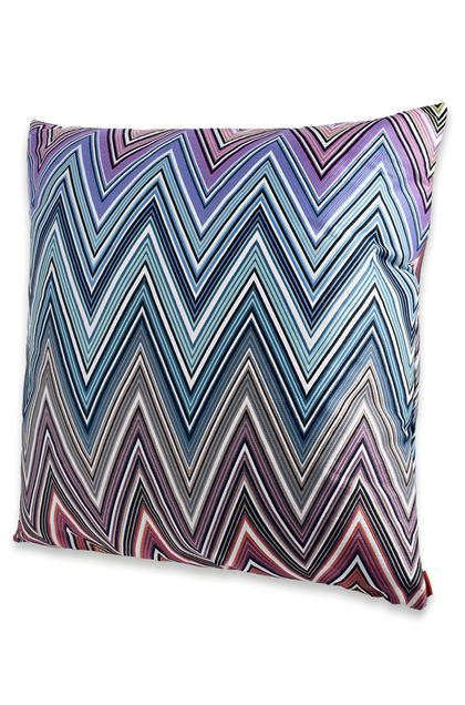 MISSONI HOME KEW CUSHION Purple E - Back