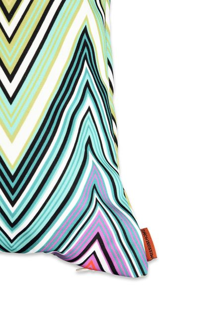 MISSONI HOME 24x24 in. Cushion Light green E - Front