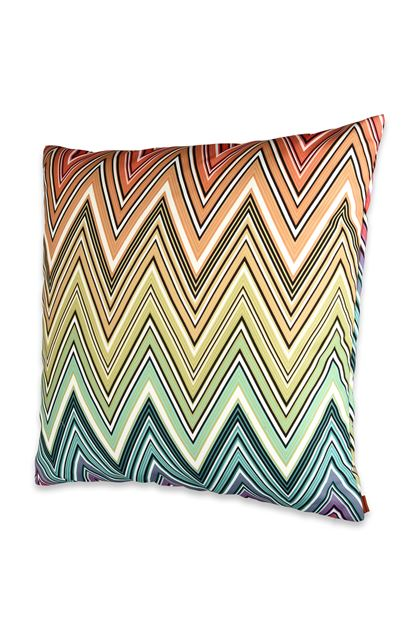 MISSONI HOME 24x24 in. Cushion Light green E - Back