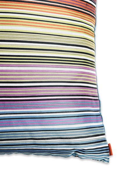 MISSONI HOME 60X60 Cushion Purple E - Front
