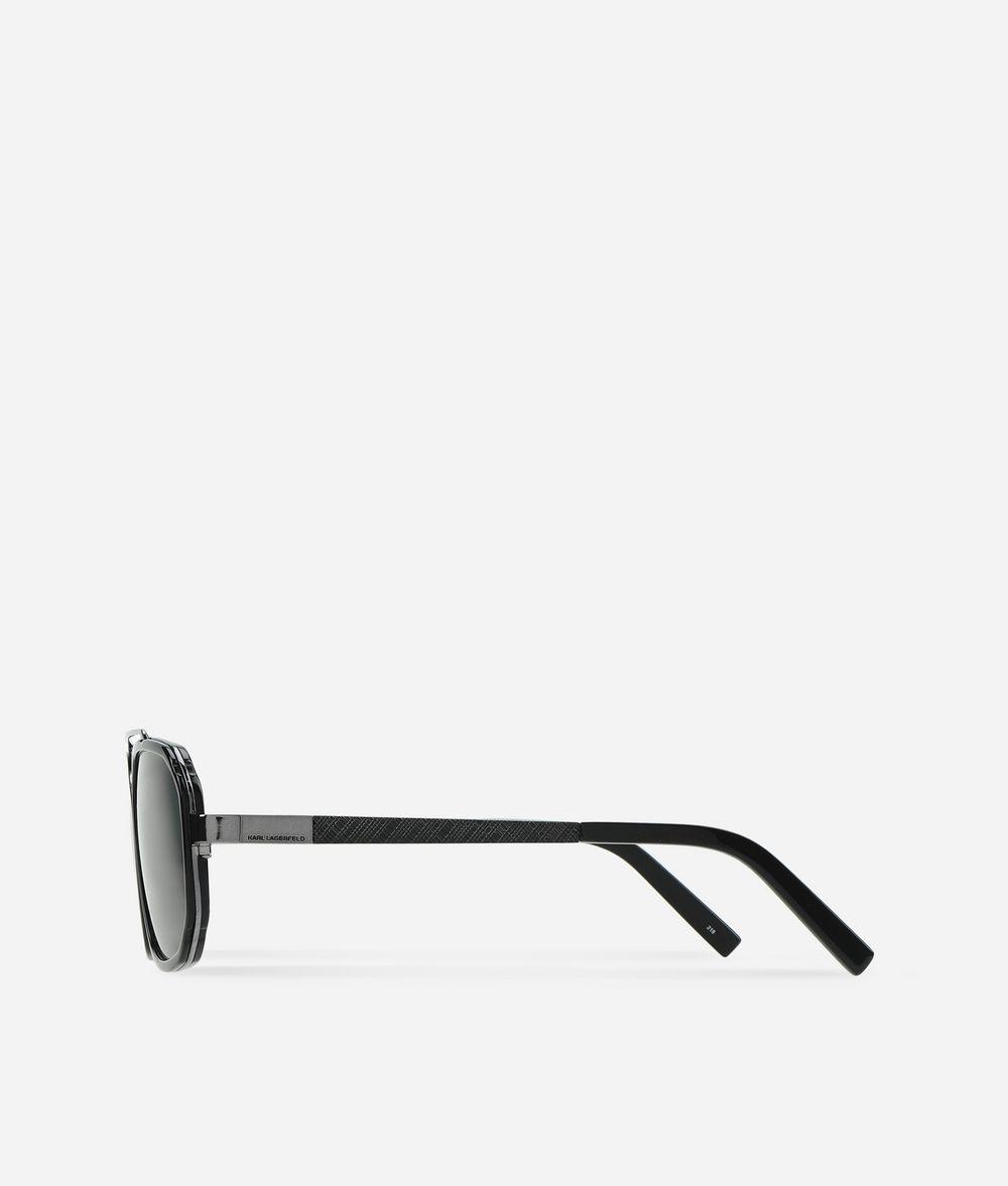 KARL LAGERFELD Karl Square-Frame Sunglasses Eyewear Man d
