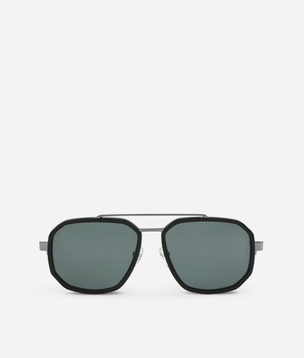 KARL LAGERFELD Karl Square-Frame Sunglasses Eyewear Man f