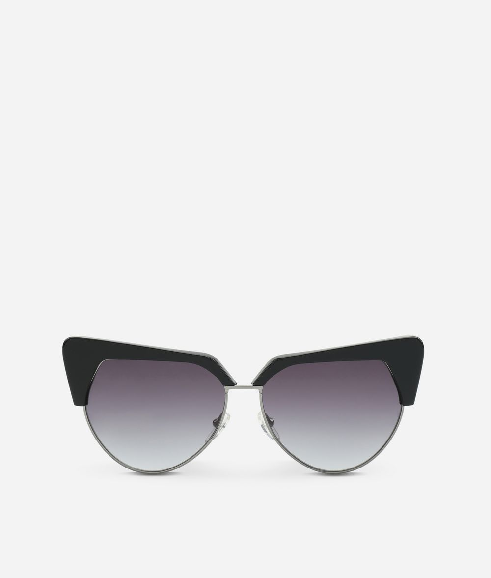 KARL LAGERFELD Karl Arrow Sunglasses Eyewear Woman f