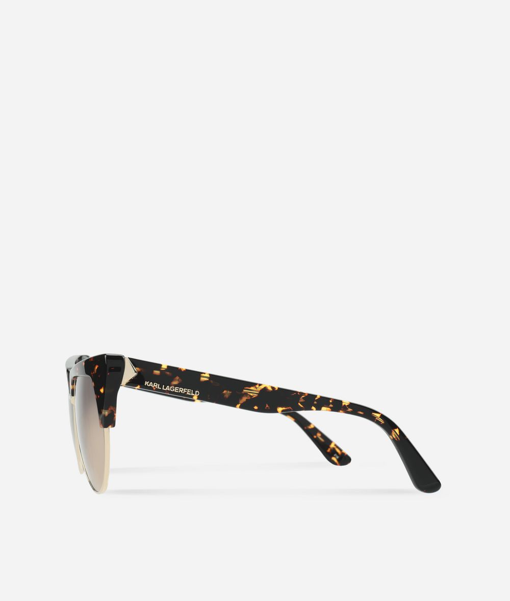 KARL LAGERFELD Karl Arrow Sunglasses Eyewear Woman d