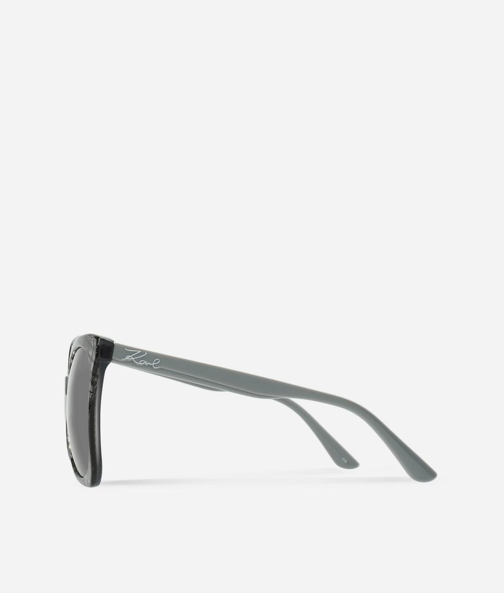 KARL LAGERFELD Karl Signature Butterfly Sunglasses Eyewear Woman d
