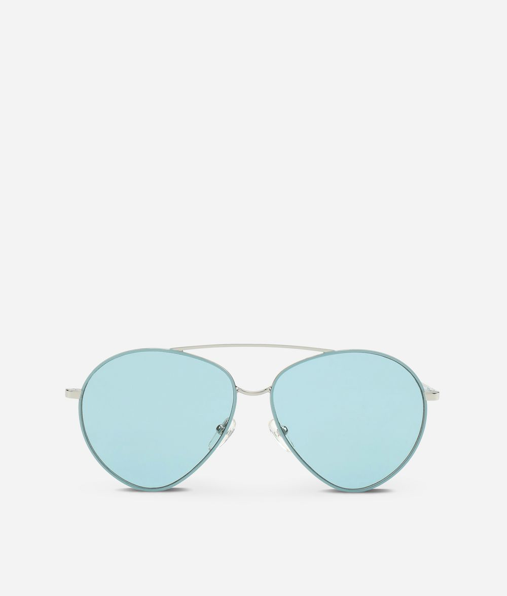 KARL LAGERFELD Karl Oval-Frame Sunglasses Eyewear Woman f