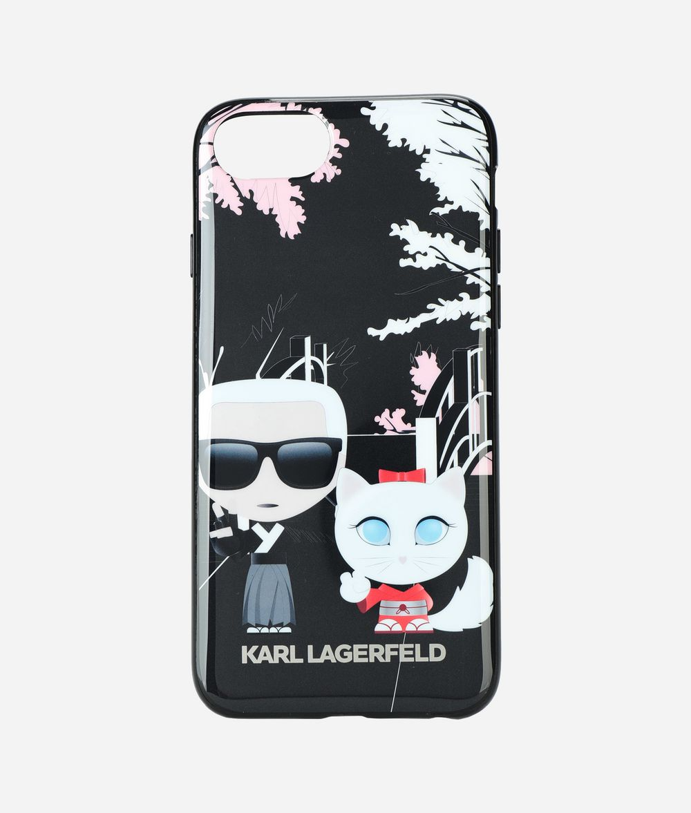 KARL LAGERFELD K/Tokyo iPhone 8 Cover iPad/iPhone Case E f
