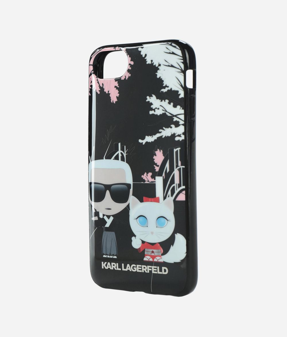 KARL LAGERFELD K/Tokyo iPhone 8 Cover iPad/iPhone Case E r