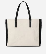 KARL LAGERFELD K/Rue Lagerfeld Canvas Bag Canvas Shopper Woman d