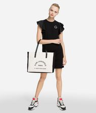 KARL LAGERFELD K/Rue Lagerfeld Canvas Bag Canvas Shopper Woman r