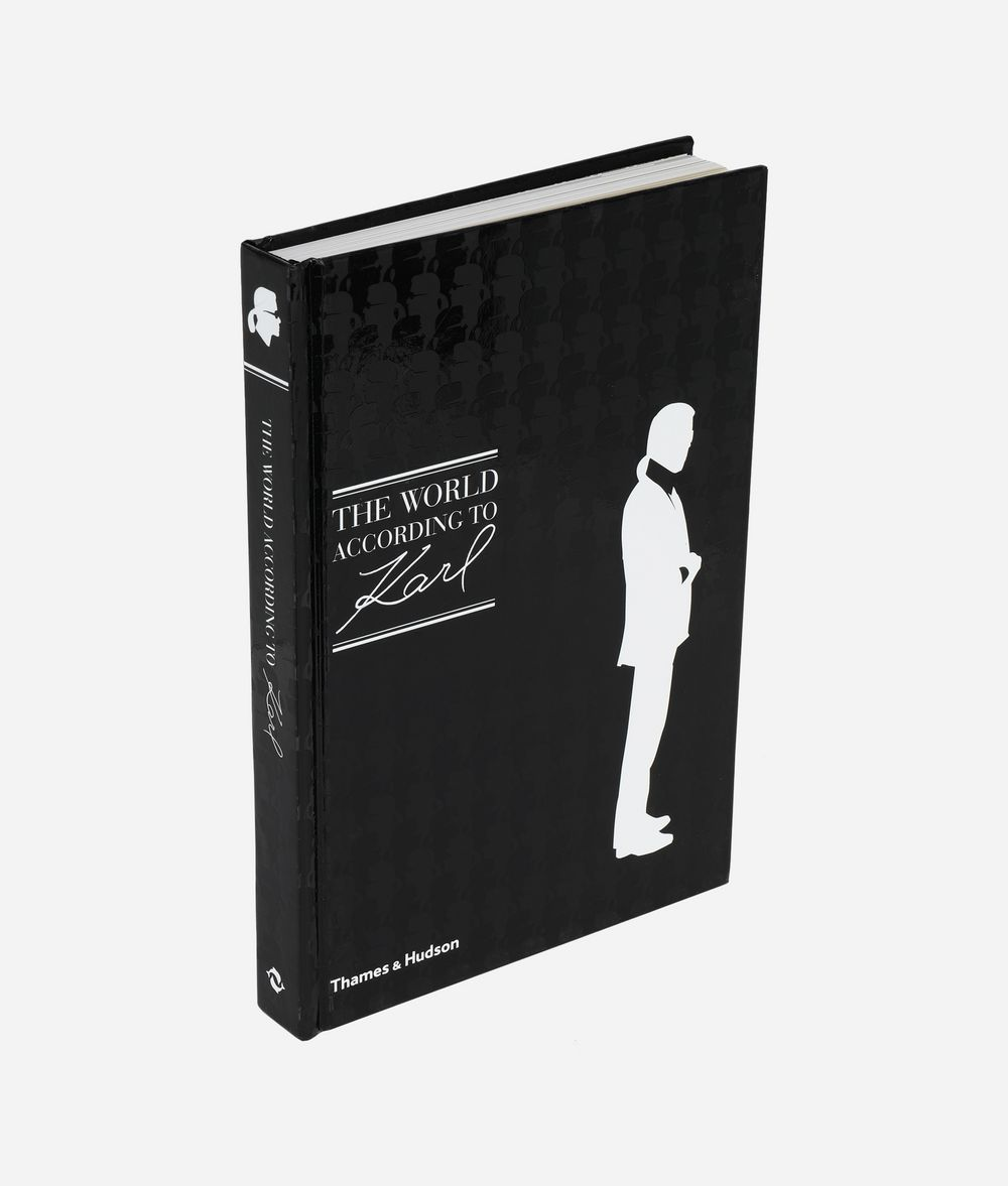 KARL LAGERFELD THE WORLD ACCORDING TO KARL Book E r