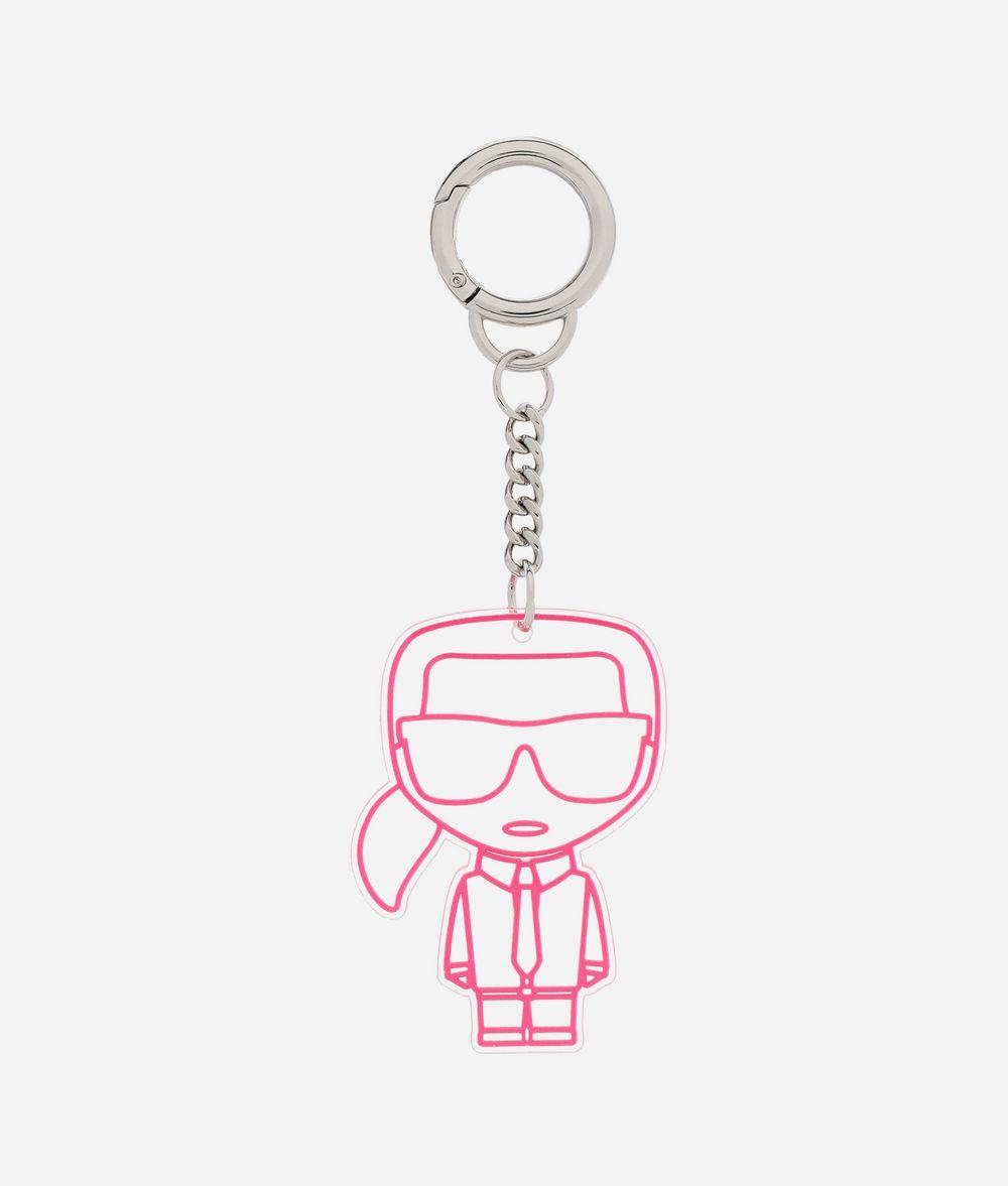 KARL LAGERFELD K/Neon Keychain Key Chain E r