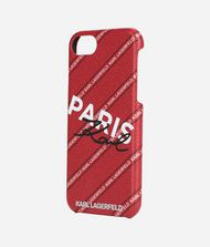 KARL LAGERFELD Coque pour iPhone 7/8 K/City 9_f