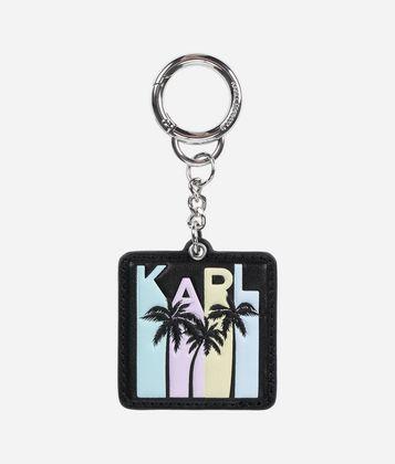KARL LAGERFELD K/KARLIFORNIA KEY CHAIN