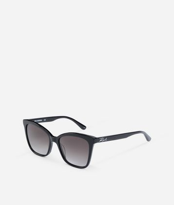 KARL LAGERFELD IKONIC BUTTERFLY SUNGLASSES