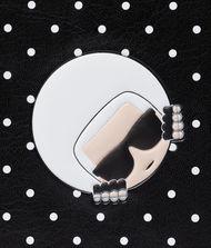 KARL LAGERFELD Polka Dot iPhone X Cover 9_f