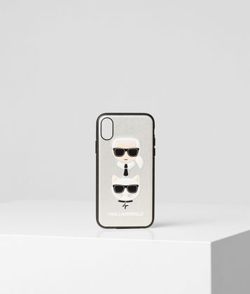 KARL LAGERFELD CHOUPETTE IPHONE X/XS COVER