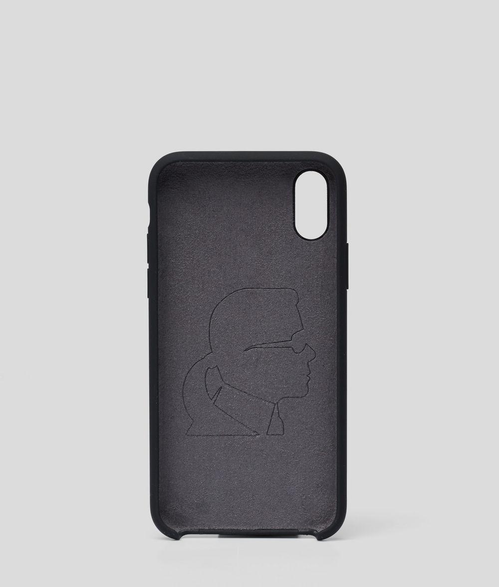 KARL LAGERFELD K/Ikonik iPhone X/XS Cover iPad/iPhone Case E d