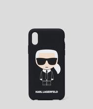 KARL LAGERFELD K/Ikonik iPhone X/XS Cover 9_f