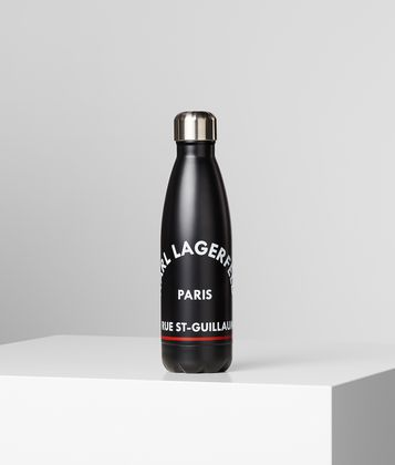 KARL LAGERFELD RUE ST GUILLAUME WATER BOTTLE