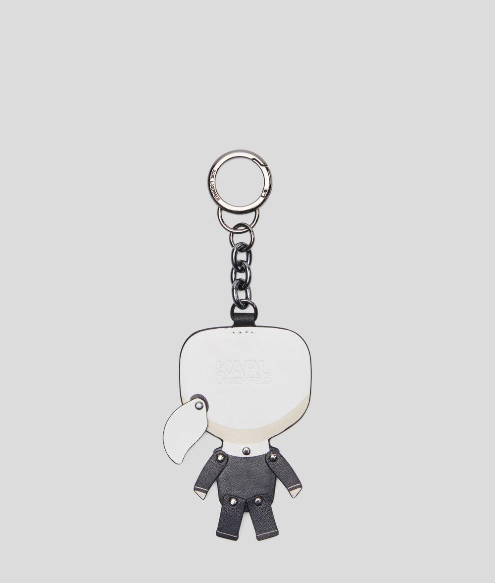 KARL LAGERFELD K/Ikonik Keychain Key Chain Woman d
