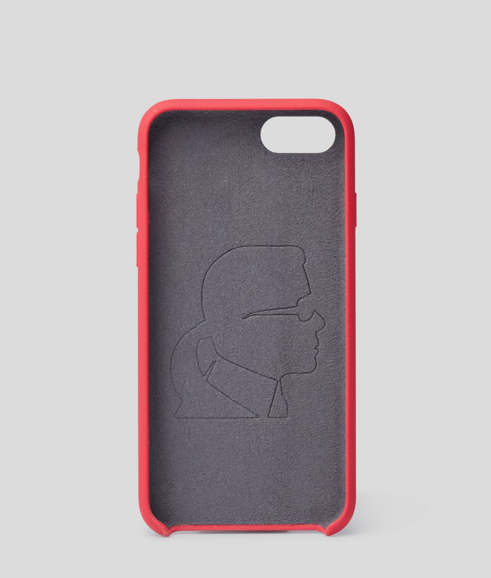 KARL LAGERFELD K/Ikonik iPhone 8 Cover iPad/iPhone Case Woman d