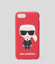 KARL LAGERFELD K/Ikonik iPhone 8 Cover 9_f
