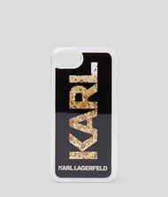 KARL LAGERFELD KARL Glitter iPhone 8 Cove 9_f