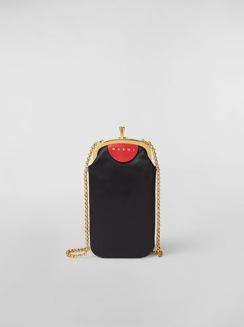 Marni CHINESE NEW YEAR 2020 phone case in nappa Woman f