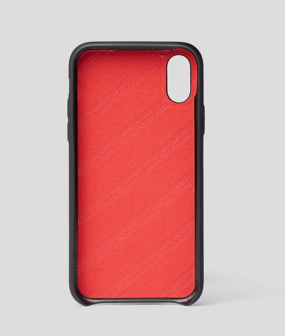 KARL LAGERFELD K/Athleisure iPhone X/XS Cover iPad/iPhone Case E d