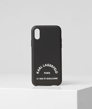 KARL LAGERFELD K/Athleisure iPhone X/XS Cover 9_f