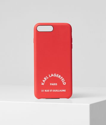 KARL LAGERFELD K/ATHLEISURE IPHONE 8+ COVER